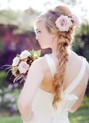 Wonderful Hair by Sharon Roberts on Weddings in Surrey