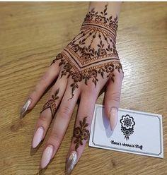 Latest Amazing Mehndi designs