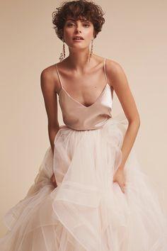Laurel Cami + Effie Skirt Praise Wedding Shop