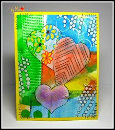 WT433 - ...my hippy card... by Mutnik - Cards and Paper Crafts at Splitcoaststampers