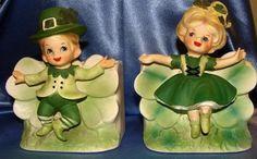 Vintage St. March St. Patrick's Cuties