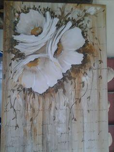 Pintado en seminario con la prof.Gabriela Mensaque, diseño de su autoria