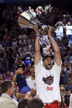 ..._Felipe Reyes - REAL MADRID BASKET Campeón Euroleague 2014-15