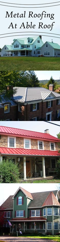 Call Able Roof For All Your Roofing Needs We Even Do Metal Roofs So