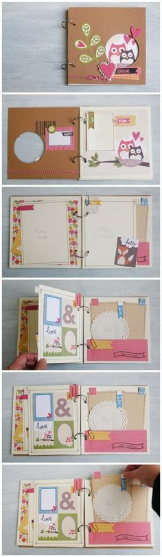 scrapbooking-mini-album-love-sizzix-big-shot-plus-starter-kit