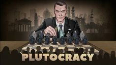 Corrupt politicians lobby officials and laws  all is possible in Plutocracy game - Trailer