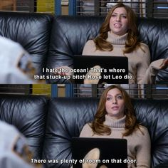 Brooklyn Nine-Nine - Gina Linetti: I hate the ocean! Brooklyn Nine Nine Funny, Brooklyn 9 9, Tv Show Quotes, Movie Quotes, Funny Quotes, Hunger Games, Series Movies, Tv Series, Detective