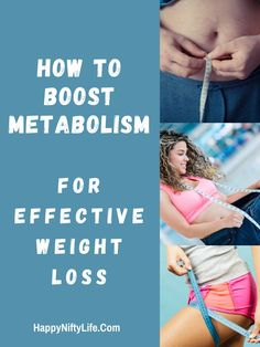Do you have a slow metabolism and can't seem to lose weight quickly? Your metabolism is an important part of your weight loss journey. These metabolism-boosting tips and tricks will help make fat burning fast and effective.