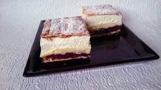 Recepty na krémeše: tradičné aj originálne, ovocné, tvarohové aj orechové   Naničmama.sk Dessert Recipes, Desserts, Cheesecake, Food And Drink, Anna, Hampers, Tailgate Desserts, Deserts, Cheesecakes