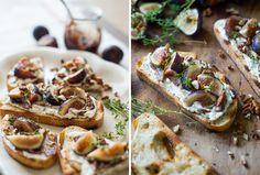 20 Fig Recipes That Far Outshine the Newton via Brit + Co.