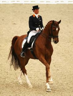 How to Position Legs for Dressage