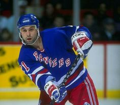 Sergei Zubov | New York Rangers | NHL | Hockey