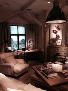 Ralph Lauren Home Store - 2014 Architectural Digest Home Design Show - NYC