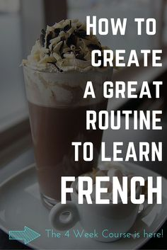 French Learn French Online Language learning habits Routine and daily tasks French Language Learning, Learn A New Language, Learning Spanish, Foreign Language, French Teacher, Teaching French, Learn French Online, Learn Online, French Numbers
