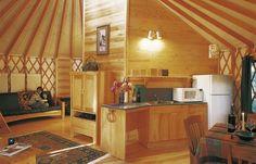 24' Yurts - Pacific Yurts