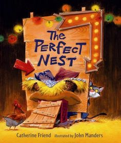 Free printable download for The Perfect Nest. Great book for spring egg lessons!