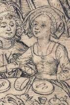Nach 1489, Housebook Master of castle Wolfegg, Süddeutschland
