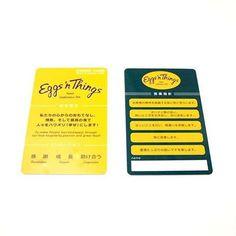 コーポレートカラーがベースの、カードタイプのクレド(企業理念)。 クレカほどの厚みです。  クレドカード実績→http://www.laftels-web.com/portfolio/design1  #laftels #ラフテルズ #credo #credocard #クレド #クレドカード #credoitem #クレドアイテム #design #デザイン #novelty #ノベルティ #eggsnthings #エッグスンシングス  #sense #センス #pancakes #パンケーキ  オーダーはお気軽にお問い合わせ下さい。