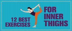 12 Best Exercises For Inner Thighs