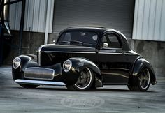 1941 Willys Americar Hot Rod by Detroit Speed Inc.