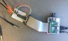 Experimenting with data capture using Raspberry Pi and Microsoft Azure