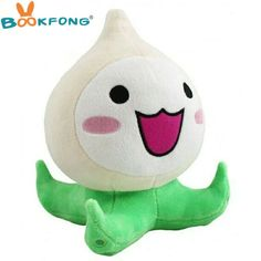 Overwatch Mei Drone Snowball Large 40cm Plush OW Meis Toy Gift Cosplay Pachimari