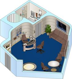 USS Odyssey - Readyroom by bobye2.deviantart.com on @DeviantArt