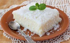 Kokosovo mleko in kokosov puding Sem Lactose, Lactose Free, Substitute For Egg, Milk And Cheese, Kefir, Vanilla Cake, Food Art, Chocolate, Food And Drink