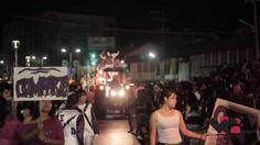 José Ron en Carnaval de Tuxpan
