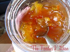 Tangerine Marmalade by The Foodies' Kitchen, via Flickr