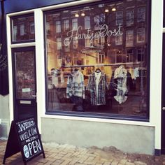 New New New! Hartje Oost | Coffee Boutique / Concept store | Amsterdam East Side | Inoost.metmik.nl