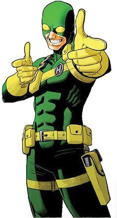 Bob, agent of Hydra (Deadpool ally) (Marvel Comics)