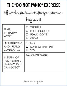 How Hearing Back After An Interview? Donu0027t Panic!