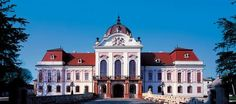 Kastélyok Magyarországon  Grassalkovich-kastély, Gödöllő