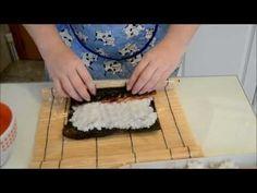 Como hacer sushi (receta fácil)