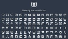 PSD Freebie: 300 Pictographs for Web & User Interface Design