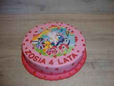 Torty Kraków Cukiernia Gateau Tort z nadrukiem Kucyki Pony #torty #tortykraków #kraków #cukiernia #gateau #cukierniagateau #urodziny #tortyurodzinowe #tortydladzieci