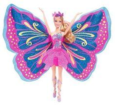 Barbie Fairy - Tastic Pink/Purple Princess Doll Barbie http://www.amazon.com/dp/B0029NYA84/ref=cm_sw_r_pi_dp_hVPhxb0GYEJ20