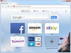 ดาวน์โหลด #Opera 28.0.1750.40 โปรแกรมเว็บบราวเซอร์ http://www.downloadgg.com/opera/