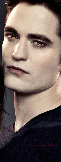IN CHARACTER : EDWARD CULLEN - BREAKING DAWN 1 & 2 Nobody will ever forget you Edward!