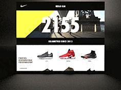 Nike Counter Animation