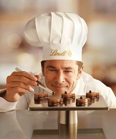 What makes Lindt Chocolate so good? See Lindt's 6 step process to making perfect chocolate. #LindtTheSeason