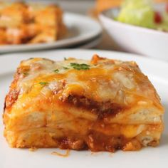 Spend less time cooking and more time enjoying mealtime with family. My Easy Ravioli Lasagna is delicious, too! Easy Recipe Using Ground Beef, Cooking With Ground Beef, Ground Beef Recipes, Lazy Lasagna, Ravioli Lasagna, Easy Lasagna Recipe, Homemade Lasagna, Spinach And Ricotta Ravioli, Thing 1