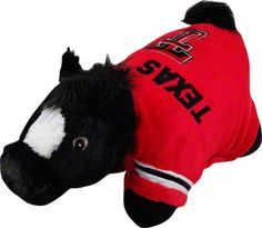Texas Tech Red Raiders Pillow Pet