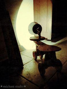 Toby lamp