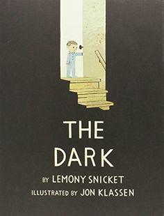 The Dark (Bccb Blue Ribbon Picture Book Awards (Awards)) by Lemony Snicket http://www.amazon.com/dp/0316187488/ref=cm_sw_r_pi_dp_fD0Hub0Q3Z8KK