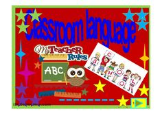 Classroom English: ESL powerpoint worksheet of the day on September 4, 2015 by sylviepieddaignel