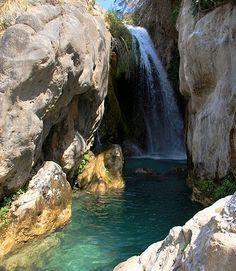 Les plus belles piscines naturelles d'Espagne : Fonts d'Algar (Communauté Valencienne)