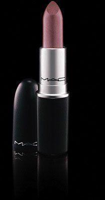 Mac Frost Lipstick, Plum Dandy