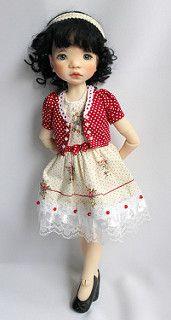 Avery  - Meadow doll